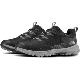 The North Face Ultra Fastpack III GTX Woven Zapatillas Hombre, tnf black/meld grey